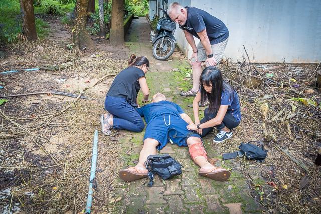 Thailand training