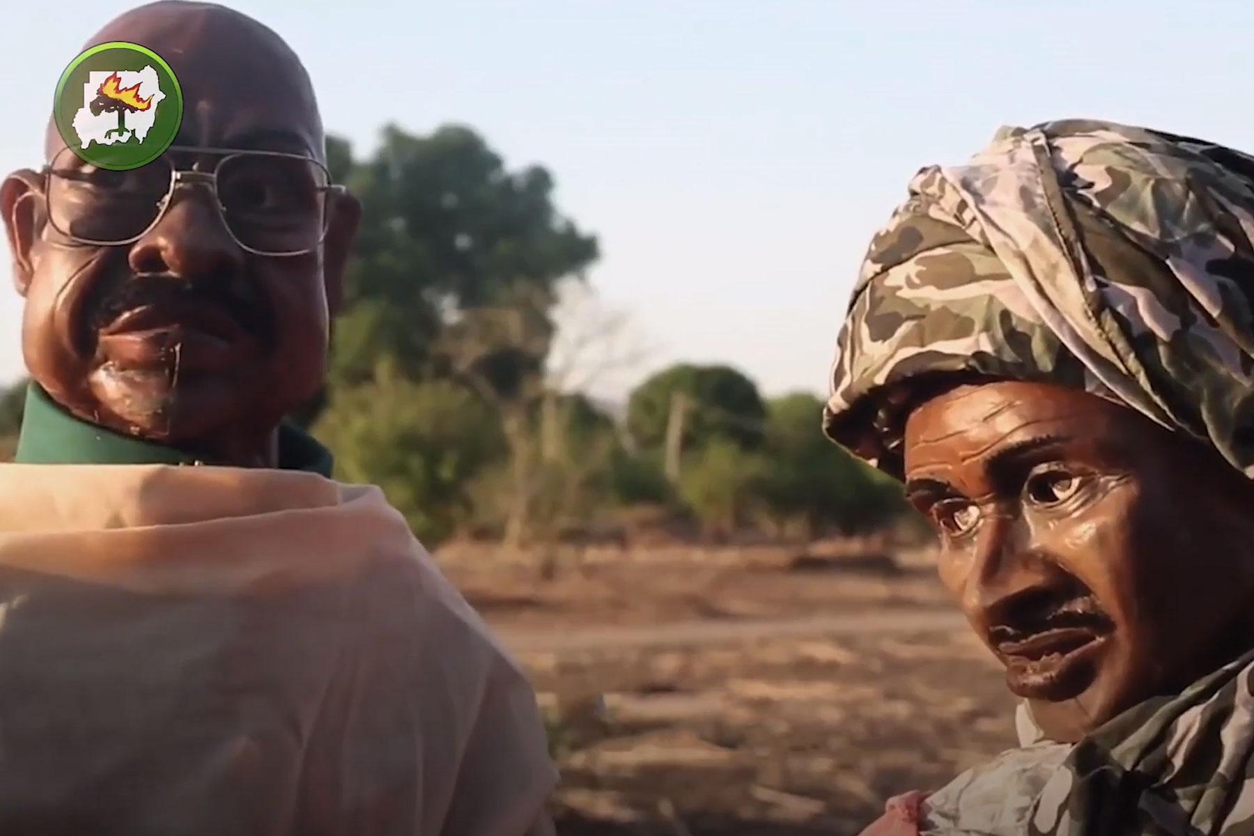 The Rebel Puppeteers of Sudan