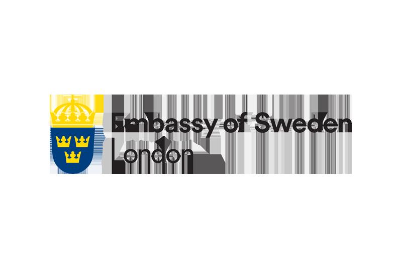 Embassy of Sweden London Logo
