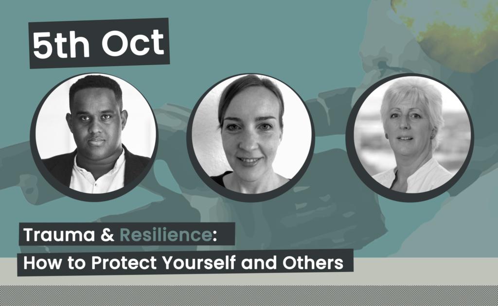 Trauma y resiliencia: Cómo protegerse a sí mismo y a los demás